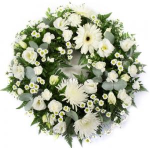 Loose Ring Wreath (Light)